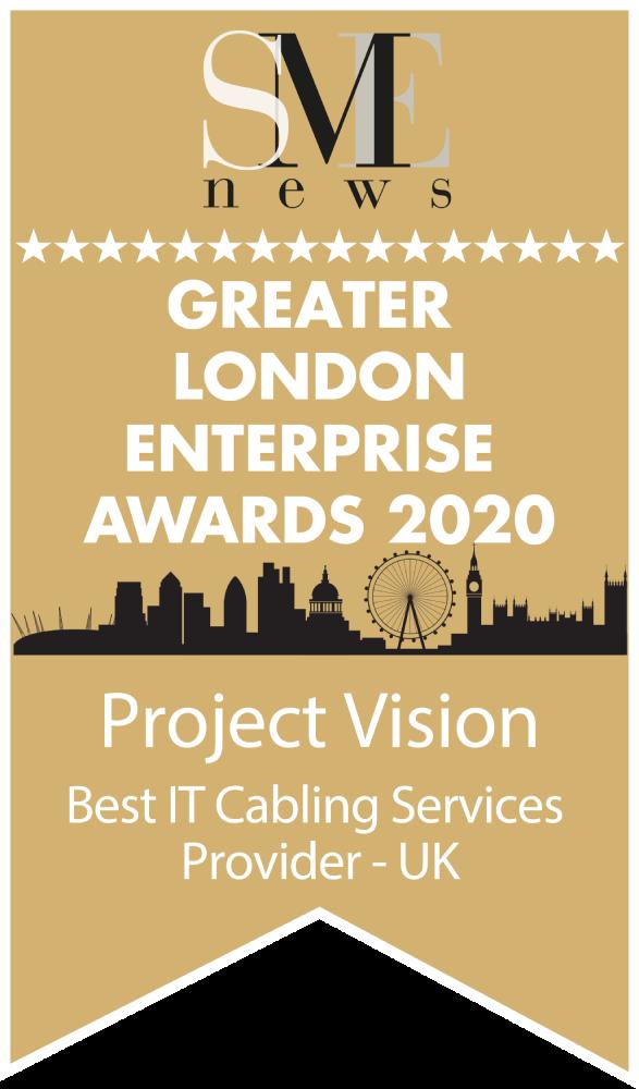 SME Greater London Enterprise Awards 2020 Winners Logo